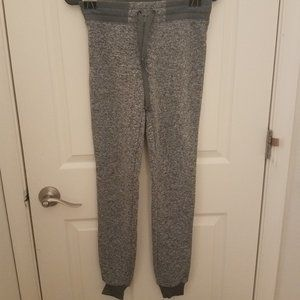 Live Love Dream Gray Drawstring Sweatpants Size XS